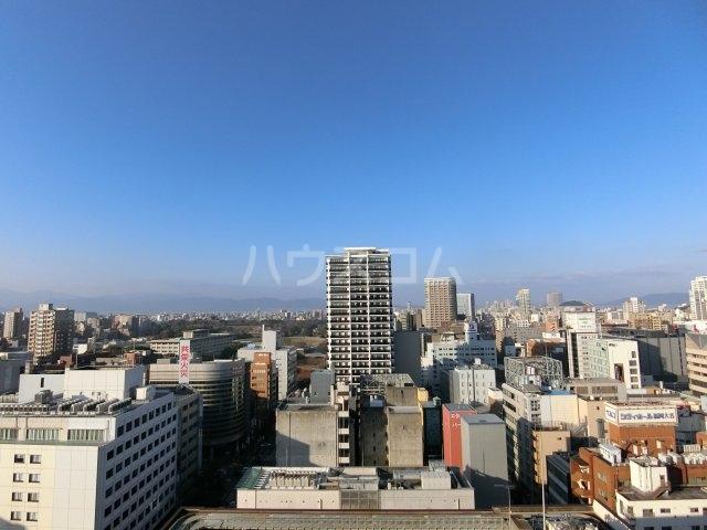 プレミスト天神赤坂タワー 1806号室の景色