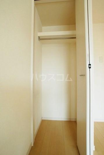Lea吉塚 101号室の収納