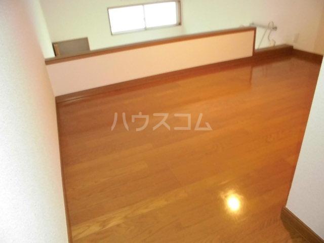 フィオーレ箱崎 201号室のベッドルーム
