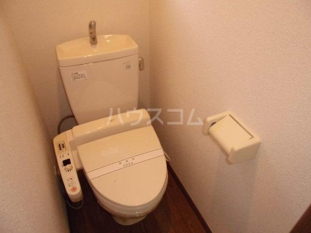 フィオーレ箱崎 201号室のトイレ
