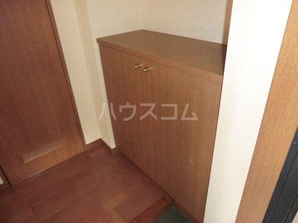 ハイネス・サンⅡ 2A号室の収納