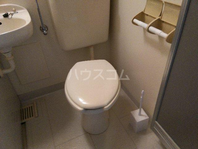 グレース岩塚 305号室のトイレ