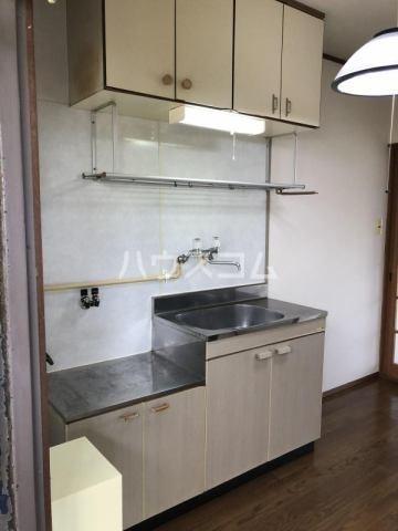 マルヤハイツ 308号室のキッチン