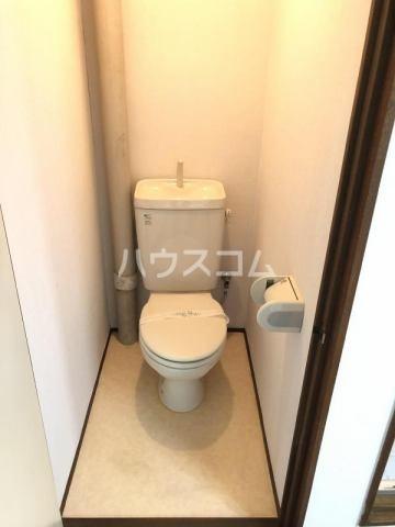 マルヤハイツ 308号室のトイレ