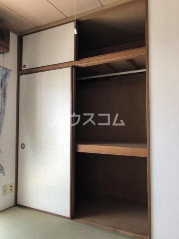 マルヤハイツ 310号室の収納