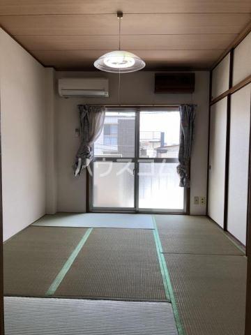 マルヤハイツ 310号室のベッドルーム