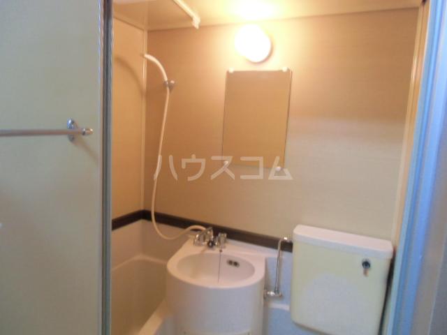 ハイツ石塚掛川A 203号室の洗面所