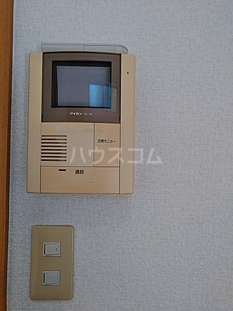 ピュア箱崎八番館 103号室のセキュリティ