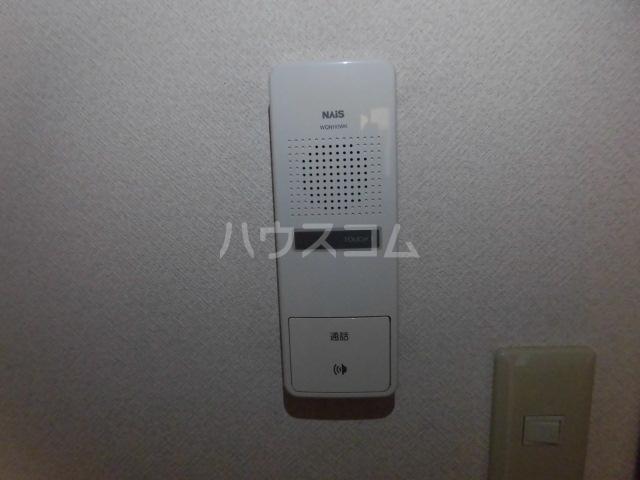 ブリリアント田村 202号室のセキュリティ