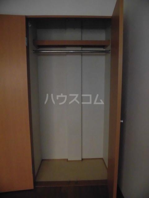 ブリリアント田村 202号室の収納