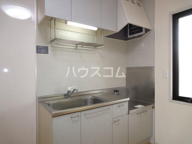 パストラルA 102号室のキッチン