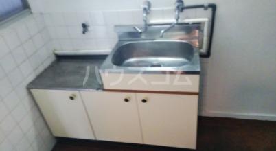 水谷コーポ 102号室のキッチン