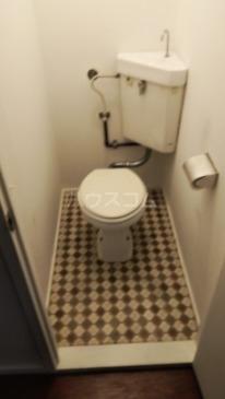 水谷コーポ 102号室のトイレ