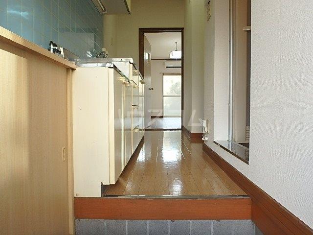 ヴェラハ菊川 103号室の居室