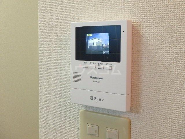 ヴェラハ菊川 103号室のセキュリティ