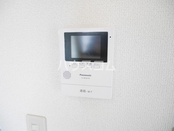 ステイタス館多々良Ⅰ 201号室のセキュリティ