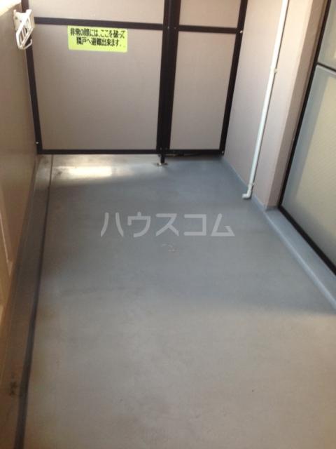 グレース八田 402号室のバルコニー