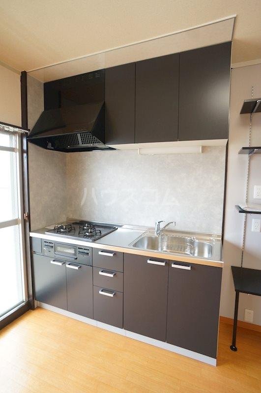 レジデンス四ツ枝 303号室のキッチン
