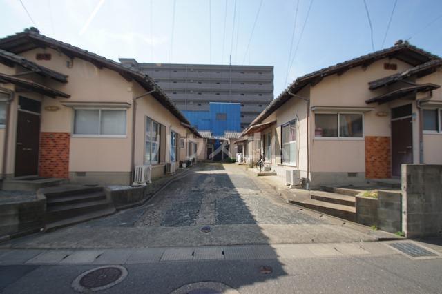道田荘外観写真