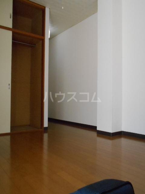 東台グリーンハイツ 105号室のベッドルーム