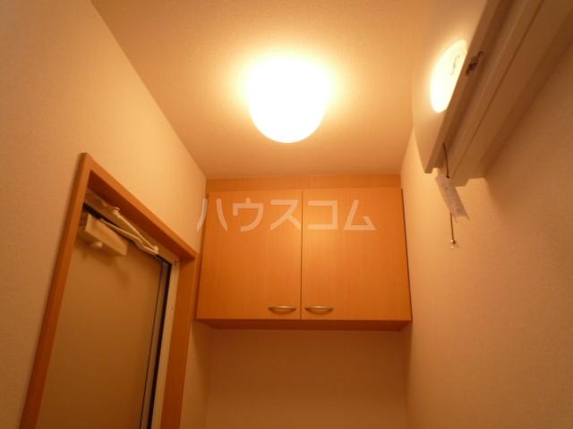 フェリーチェB 205号室の設備