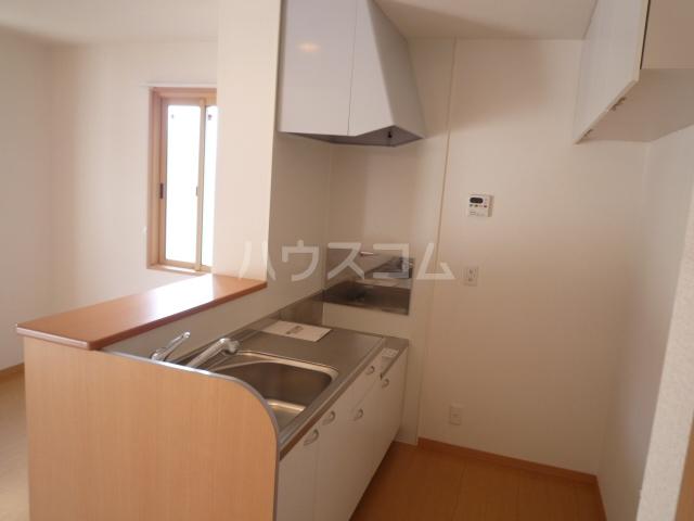 フェリーチェB 205号室のキッチン
