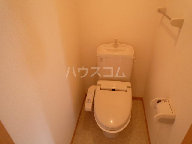 フェリーチェB 205号室のトイレ