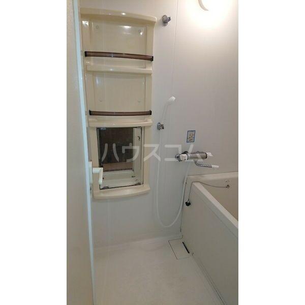 柳津パレス 203号室の風呂
