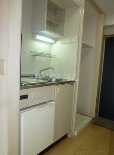 リブゼ横浜南 706号室のキッチン