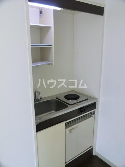 RX神宮前 305号室のキッチン