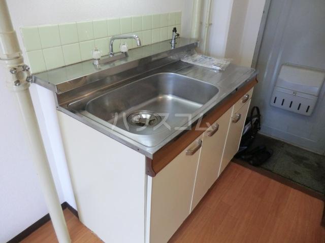 マンション愛晃 307号室のキッチン