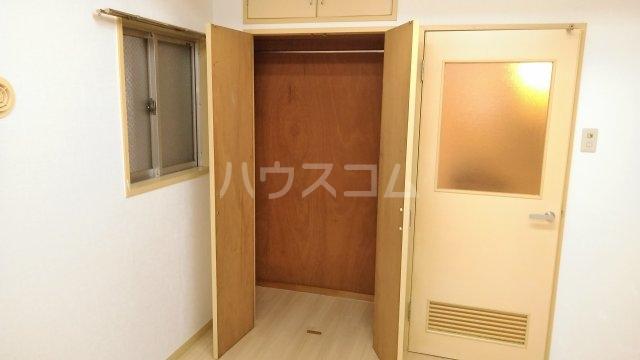 ソワレ・ド・ミノベ鶴見中央ビル 305号室の収納