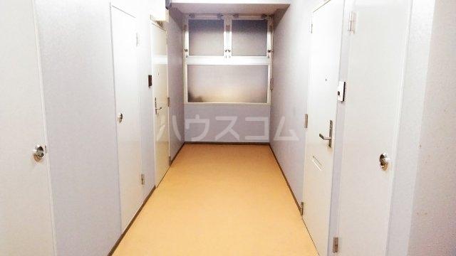 ソワレ・ド・ミノベ鶴見中央ビル 901号室のロビー