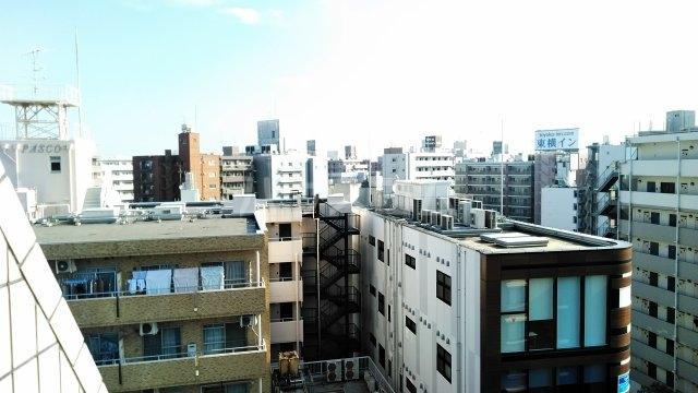 ソワレ・ド・ミノベ鶴見中央ビル 901号室の景色