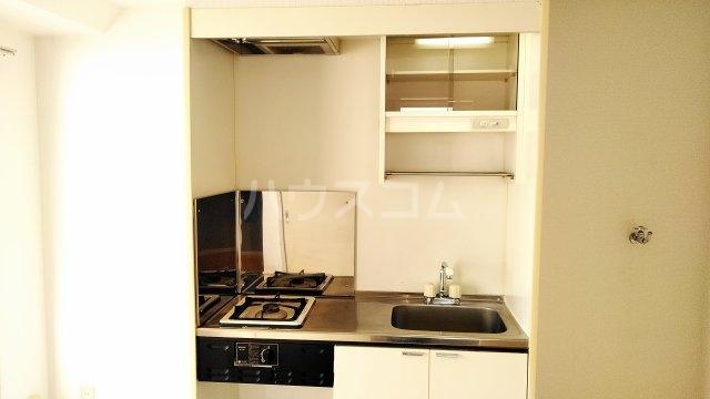ソワレ・ド・ミノベ鶴見中央ビル 901号室のキッチン