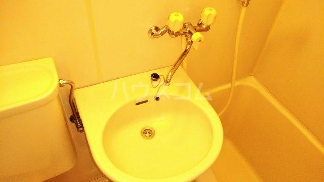 ソワレ・ド・ミノベ鶴見中央ビル 901号室の洗面所