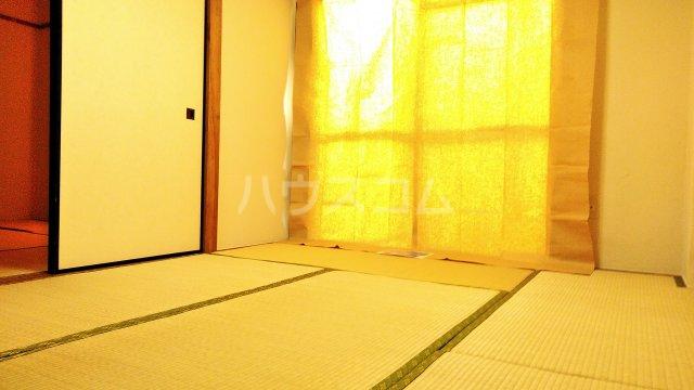 斉藤マンション 302号室のベッドルーム
