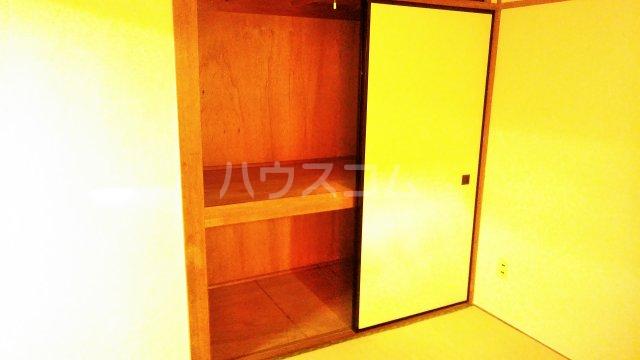 斉藤マンション 302号室の収納
