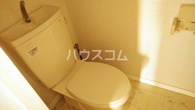 ミザールフタバ 301号室のトイレ