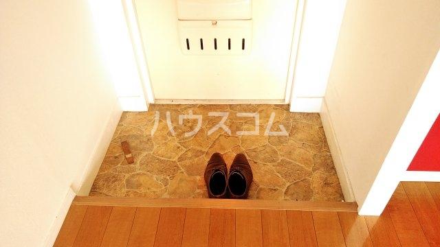ミザールフタバ 301号室の玄関