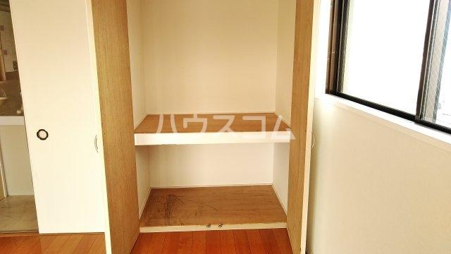 ミザールフタバ 301号室の収納