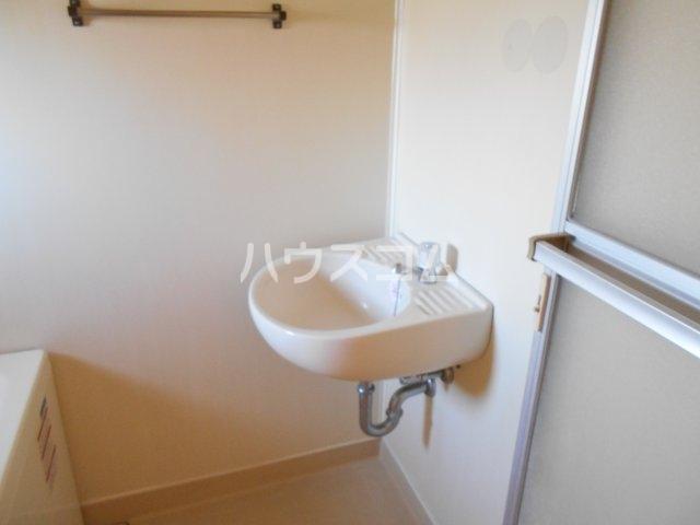 アルファメゾンB 102号室の風呂