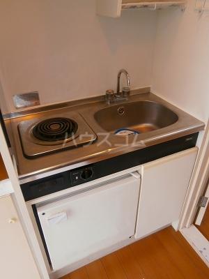 エクセルA 106号室のキッチン