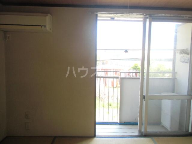 サニーハイツ 201号室の居室