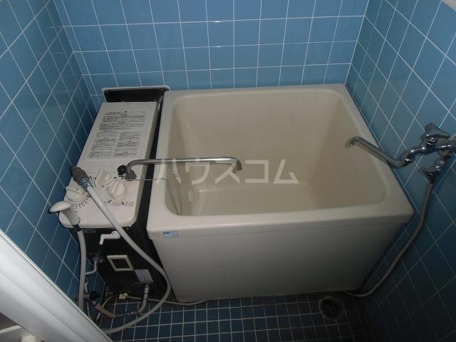 サンハイツ 502号室の風呂