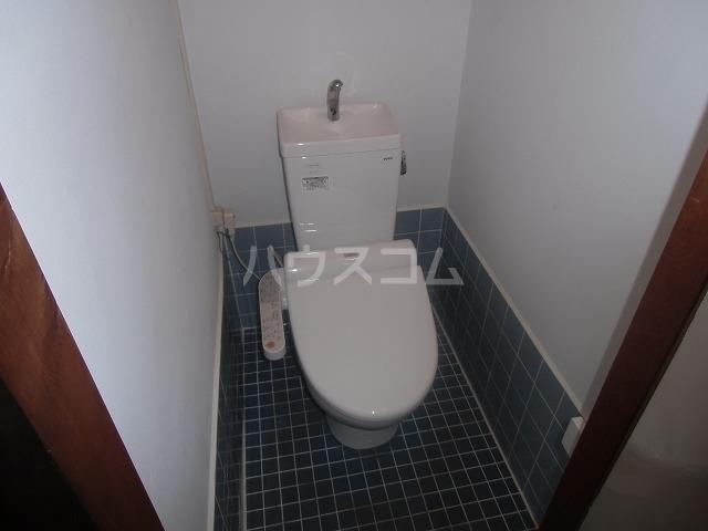サンハイツ 502号室のトイレ