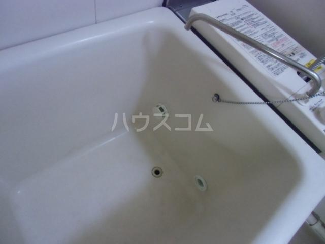 メゾン115 202号室の風呂