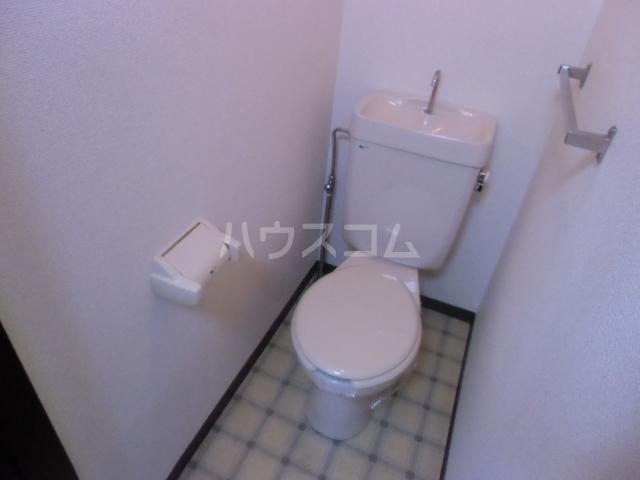 メゾン115 202号室のトイレ