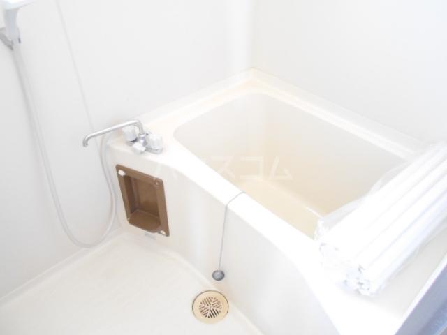 第二悠ハイツ 203号室の風呂