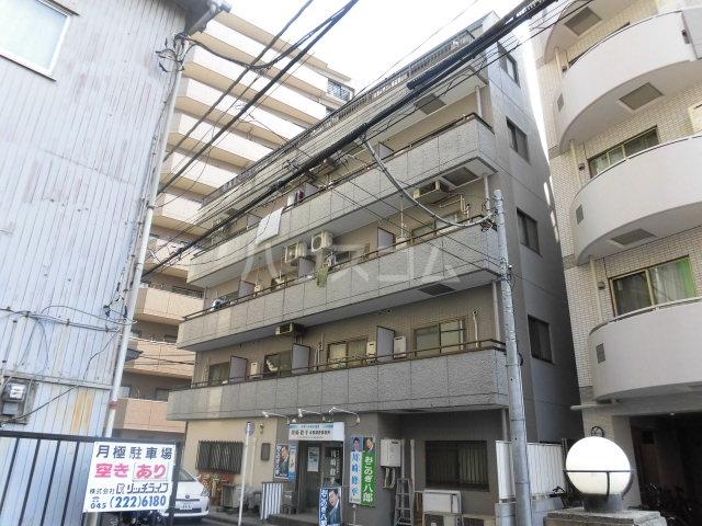 センチュリー横浜鶴見外観写真
